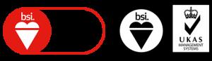 BSI Assurance Mark ISO 9001:2015